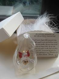 Personalised Christmas Angel Decorations christmas tree decoration blown glass bauble in loving memory
