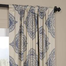 henna blue blackout curtains u0026 drapes