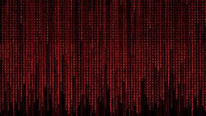 red matrix gif red matrix wallpaper by woodydotnet on deviantart