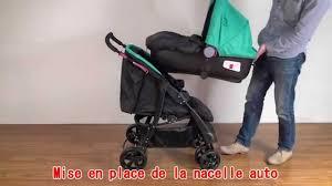 siege auto leclerc trio tsp 109 poussette siège auto gpe 0 nacelle