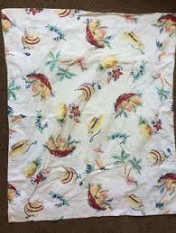 Pottery Barn Tropical Bedding 1 Pottery Barn Spring Sparrow Bird Standard Pillow Sham Cotton