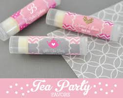 tea party bridal shower favors tea party favors etsy