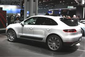 porsche macan base the macan gets a turbo four and becomes porsche s most affordable