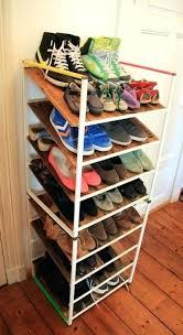 ikea hack shoe cabinet ikea shoe cabinet hack shoe storage via ikea hackers hemnes shoe