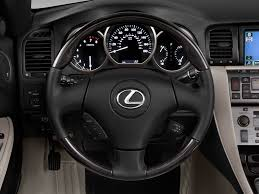 lexus convertible sc430 2010 lexus sc430 steering wheel interior photo automotive com