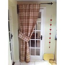 Amazon Curtain Rails Swinging Door Curtain Pole Nrtradiant Com