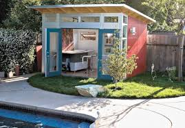 from man caves to she sheds creating a custom backyard shed
