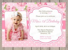 photo invitations templates 28 images free printable birthday