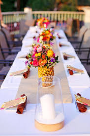 Western Style Centerpieces by Best 25 Caribbean Party Ideas On Pinterest Luau Table