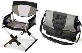 director s chair folds up to be a messenger bag designbuzz