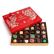 assorted gift boxes assorted chocolate seasonal gift box 32 pc godiva