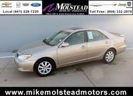 2003 toyota camry xle for sale 2003 toyota camry for sale in
