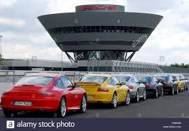porsche cars dpa porsche cars of the type u0027carrera u0027 are lined up in front of