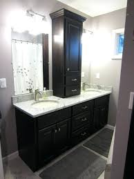 Bathroom Vanities And Linen Cabinet Sets Vanity With Linen Cabinet Medium Size Of Bathrooms Vanity And