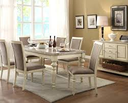 antique white dining set sears table canada room for sale