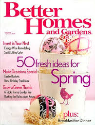 Country Homes And Interiors Magazine Subscription Better Homes U0026 Gardens Amazon Com Magazines