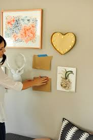 Creating A Vita How To Properly Hang A Gallery Wall