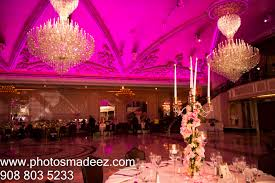 wedding reception decor at the venetian nj indian wedding
