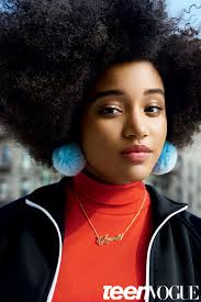 amandla stenberg graces the cover of u0027teen vogue u0027 exudes