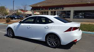 lexus sedan sale lexus is350 f sport for sale formula one imports charlotte