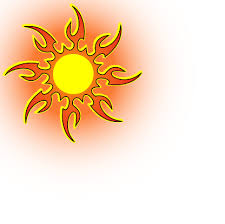 tribal sun tattoos designs high quality photos and flash designs