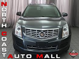 2013 used cadillac srx awd 4dr luxury collection at north coast