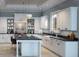 pics of kitchens with white cabinets and gray walls the best kitchen paint colors from classic to contemporary