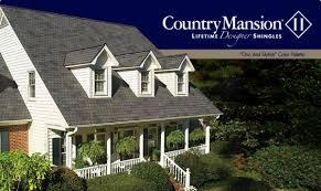 country mansion country mansion iiâ lifetime designer asphalt shingles â gaf