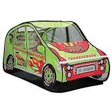zewik kid tent play house children car tent pop