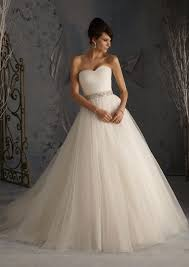 tulle wedding dresses morilee bridal asymmetrically draped net style wedding dress
