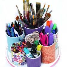 Back To School Desk Organization Diy Desk Organizer Back To School Room Decor How Diy