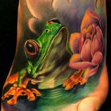 166 best frog tattoos images on pinterest deco draw and drawings