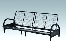 aerobed frame queen queen size bi fold folding bed frame coffee