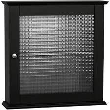 glass door medicine cabinet torino medicine cabinet with glass door espresso walmart com