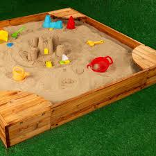 Badger Basket Covered Convertible Cedar Sandbox With Two Bench Seats Outdoor Covered Convertible Cedar Sandboxes With Canopy And Two