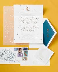 thanksgiving wedding invitations 24 celestial wedding ideas that u0027ll have you starry eyed martha
