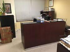 Granite Reception Desk Counter Desk Ebay