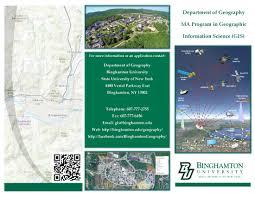 Binghamton University Map Qiusheng Wu
