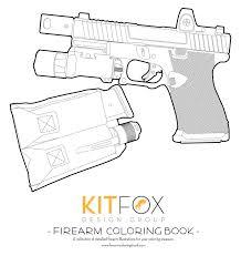 a firearm coloring book aims to make gun safety fun