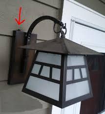 battery powered outdoor lights simple outdoor com