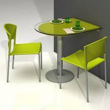 table escamotable dans meuble de cuisine meuble table cuisine table haute de cuisine luros table au