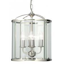 Ceiling Lantern Lights Oaks Lighting Fern 4 Light Ceiling Lantern In Antique Chrome