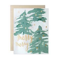 merry merry card our heiday