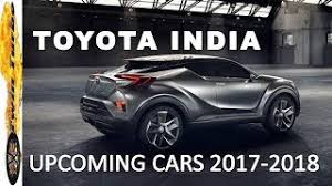 toyota upcoming cars in india most waited maruti suzuki upcoming cars in india 2017 2018 free