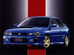 subaru gc8 coupe subaru impreza wrx рестайлинг 1997 1998 1999 2000 купе 1