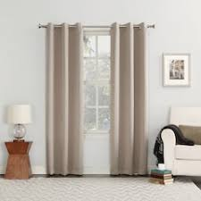 Standard Window Curtain Lengths Curtains U0026 Window Treatments Kohl U0027s