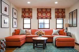 Awesome Orange Living Room Furniture  Orange Living Room - Orange living room design