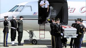 Military Funeral Flag Presentation Maine Military Funeral Honors Program Youtube