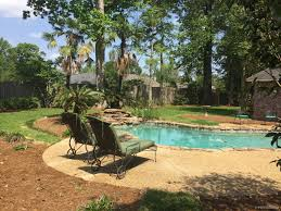 beautiful home with pool in secluded lake at white oak 18415