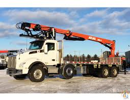 kenworth calendar 2017 2017 atlas 280 2 mounted on a kenworth t880 crane for sale in